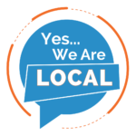yes we are local