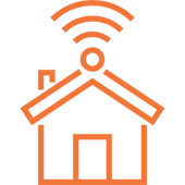 Home wifi. Prepare your property for the NBN, a faster internet connection.